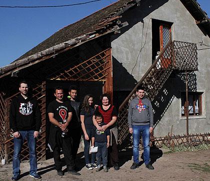 СЗС посетили породицу Јанић у Блацу