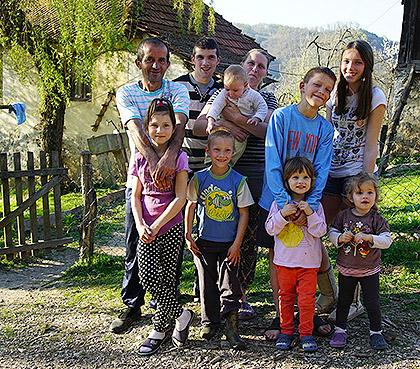 СЗС посетили Лукиће код М. Зворника