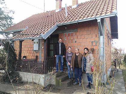 Срби за Србе у посети Симићима код Уба