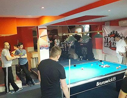 Хуманитарни билијар турнир у Прибоју