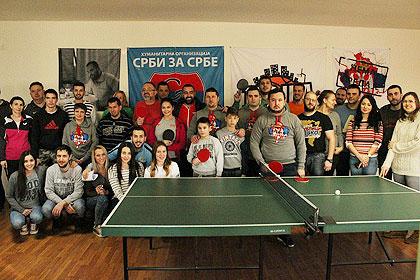 Божићни стони тенис турнир у Борчи