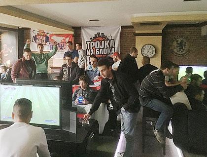 У Београду одржан турнир у ПЕС-у