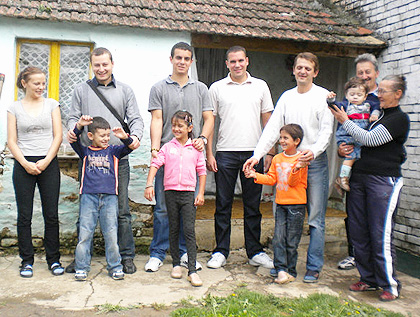 СЗС помогли породицу Дањек