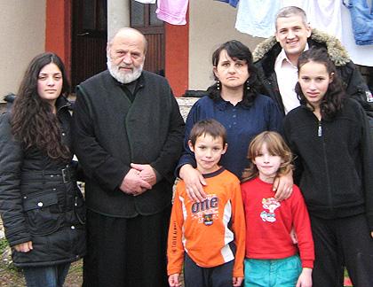СЗС у посети породици Премовић