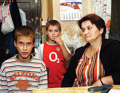 СЗС у посети Атанасковићима