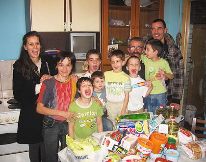 СЗС помогли породицу Стаменковић