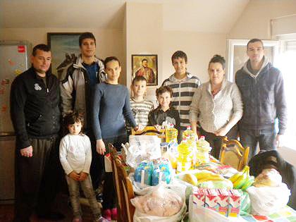 СЗС помаже београдским породицама
