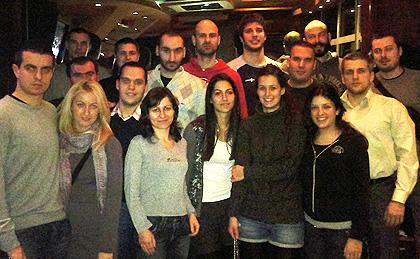 Радни састанак СЗС у Београду