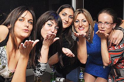 Успешна СЗС журка у Београду