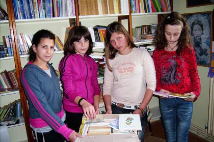 Помоћ за основну школу у Доњој Трепчи