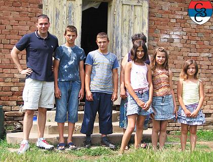 Срби за Србе у општини Шабац