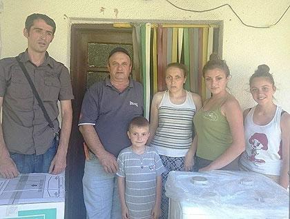 СЗС помоћ стигла у Македонски Брод