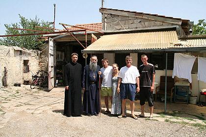 Помоћ Србима у Скрадинској парохији