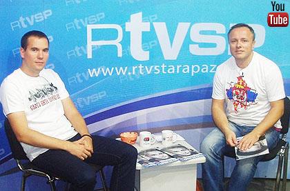 СЗС гости на РТВ Стара Пазова