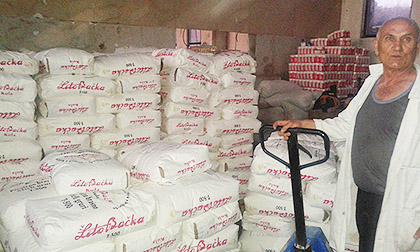23 тоне брашна за Народне кухиње