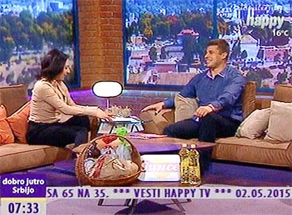 Срби за Србе гости на ТВ Хепи