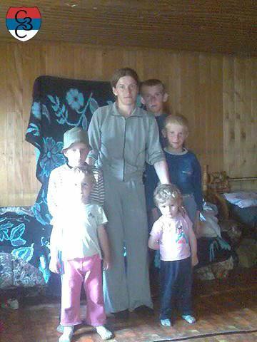 У посети породици Коматина