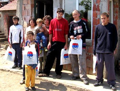 СЗС Васкршња акција у Србији