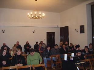 СЗС одржали пројекцију у Бечу