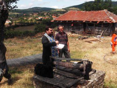 Почели радови код Стојановића из Страже на КиМ