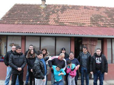 У посети породици Смуков код Руме