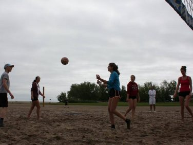Први турнир Одбојка из блока у Канади