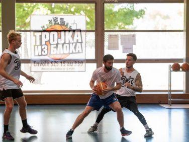 Турнир ''Тројка из блока'' у Лозани